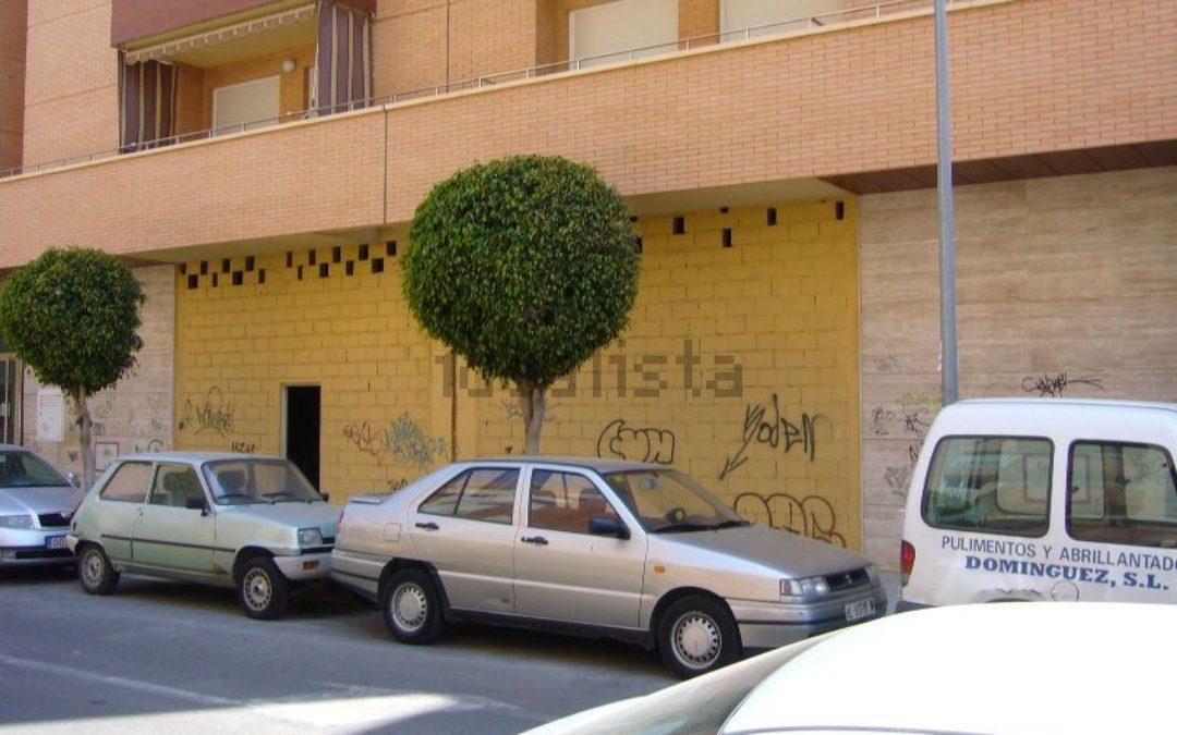 Alquiler de local en calle Peñón de la Reina