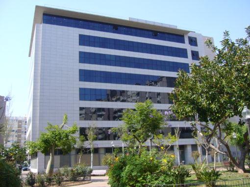 Edificio de Oficinas de Canónigo Molina Alonso